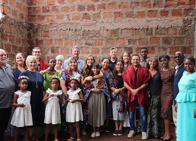 Our Tanzania team is on their way back home! Keep them in your prayers for safe travel.