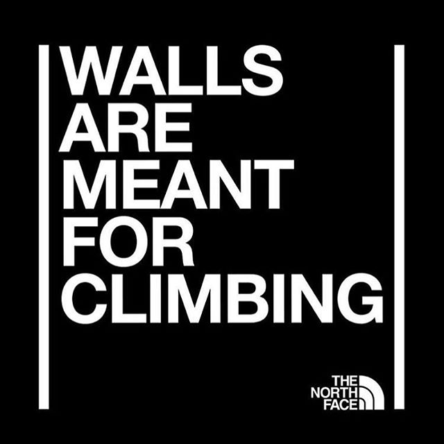 The North Face | TriState Bouldering Series Championships are tomorrow! Our walls are ready for you. $10,000 cash purse up for grabs. Livestream at 6:45. @thenorthface_climb @livexproduction #neverstopexploring
