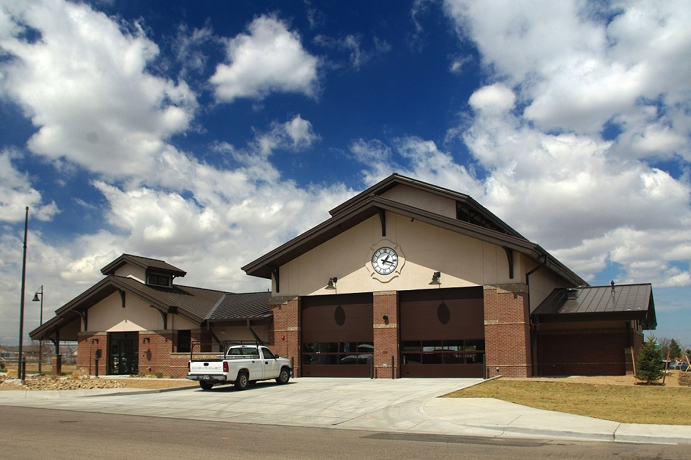 FIRE STATION No. 9 - Pueblo, CO