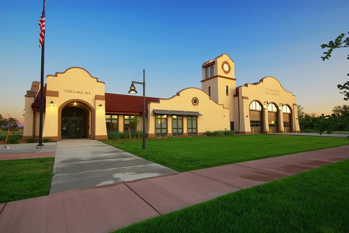 FIRE STATION No. 4 - Pueblo, CO