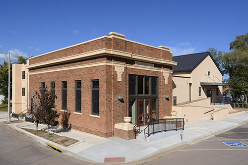 UTILITIES CUSTOMER SERVICE BUILDING RENOVATION - Fountain, CO