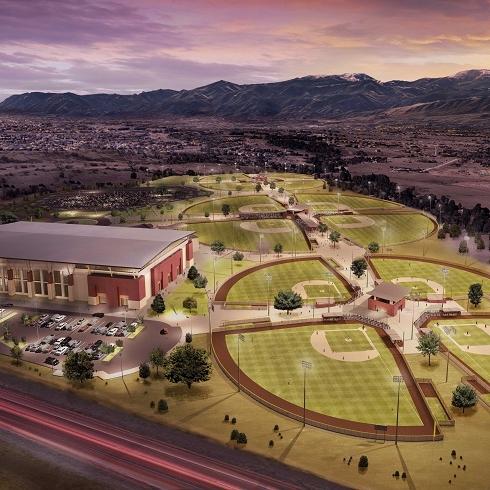 SCOTT HALL FIELD OF DREAMS - Colorado Springs, CO