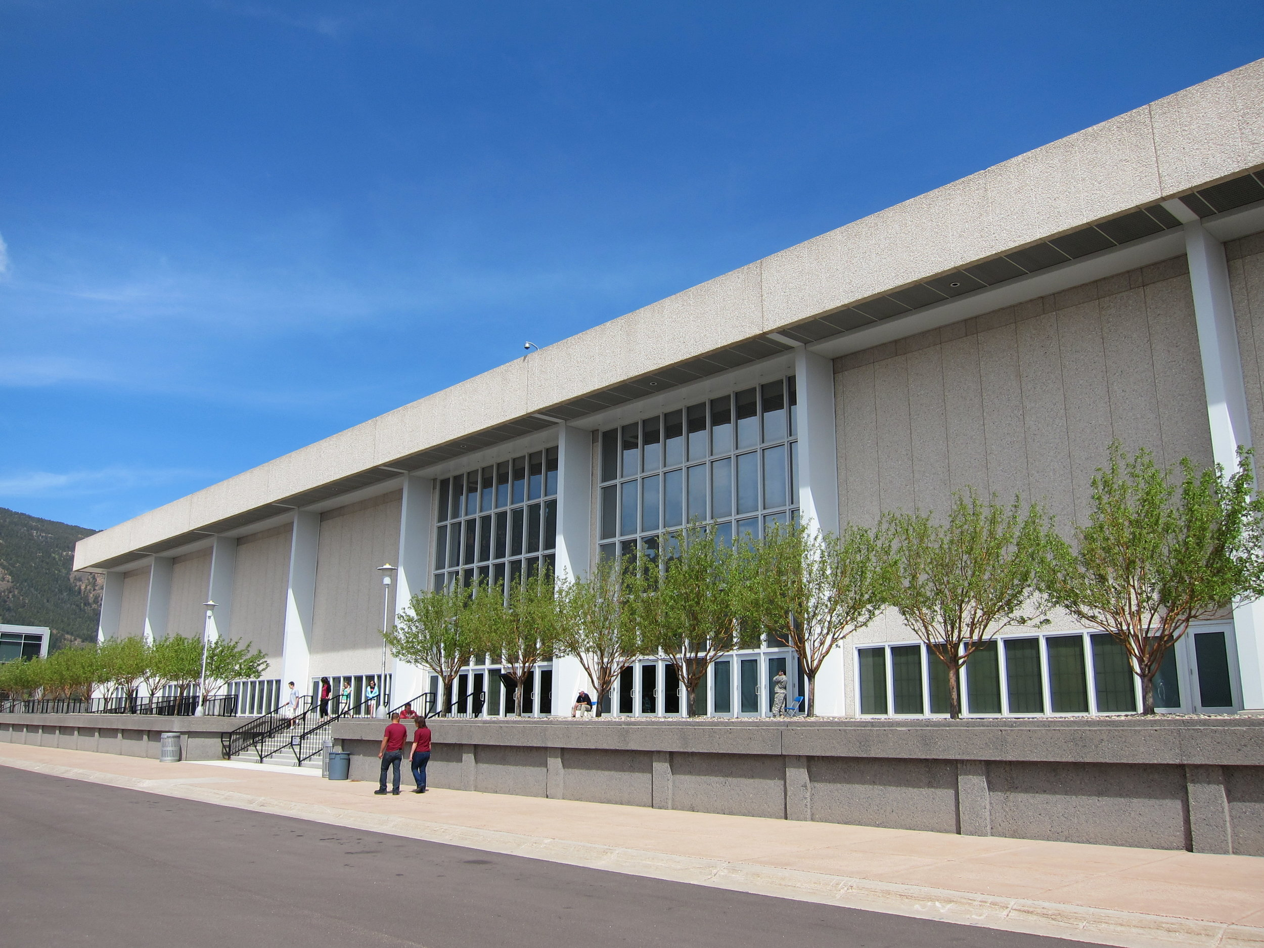 CADET FIELD HOUSE RENOVATIONS - United States Air Force Academy, CO