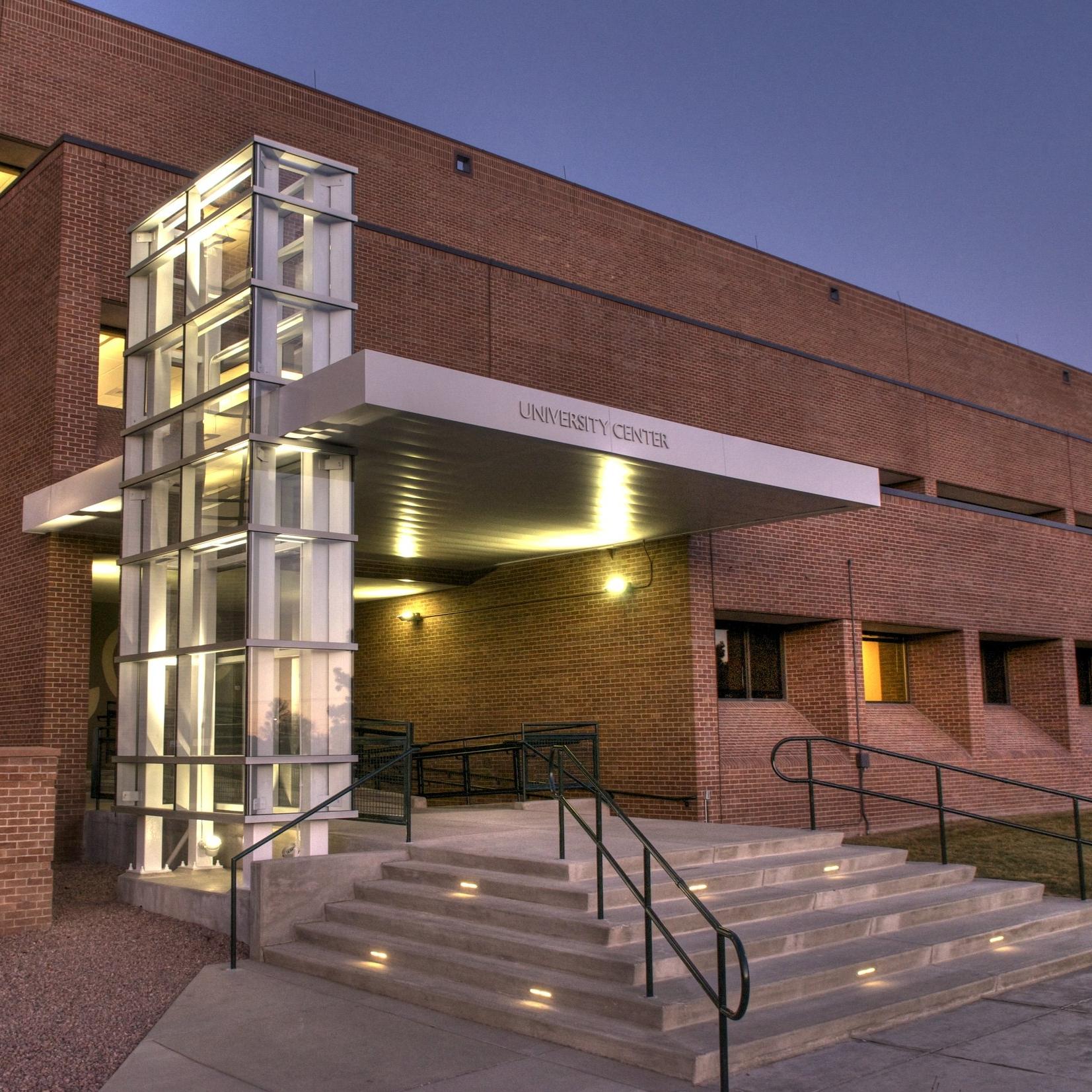 UNIVERSITY CENTER RENOVATION - University of Colorado, Colorado Springs, CO