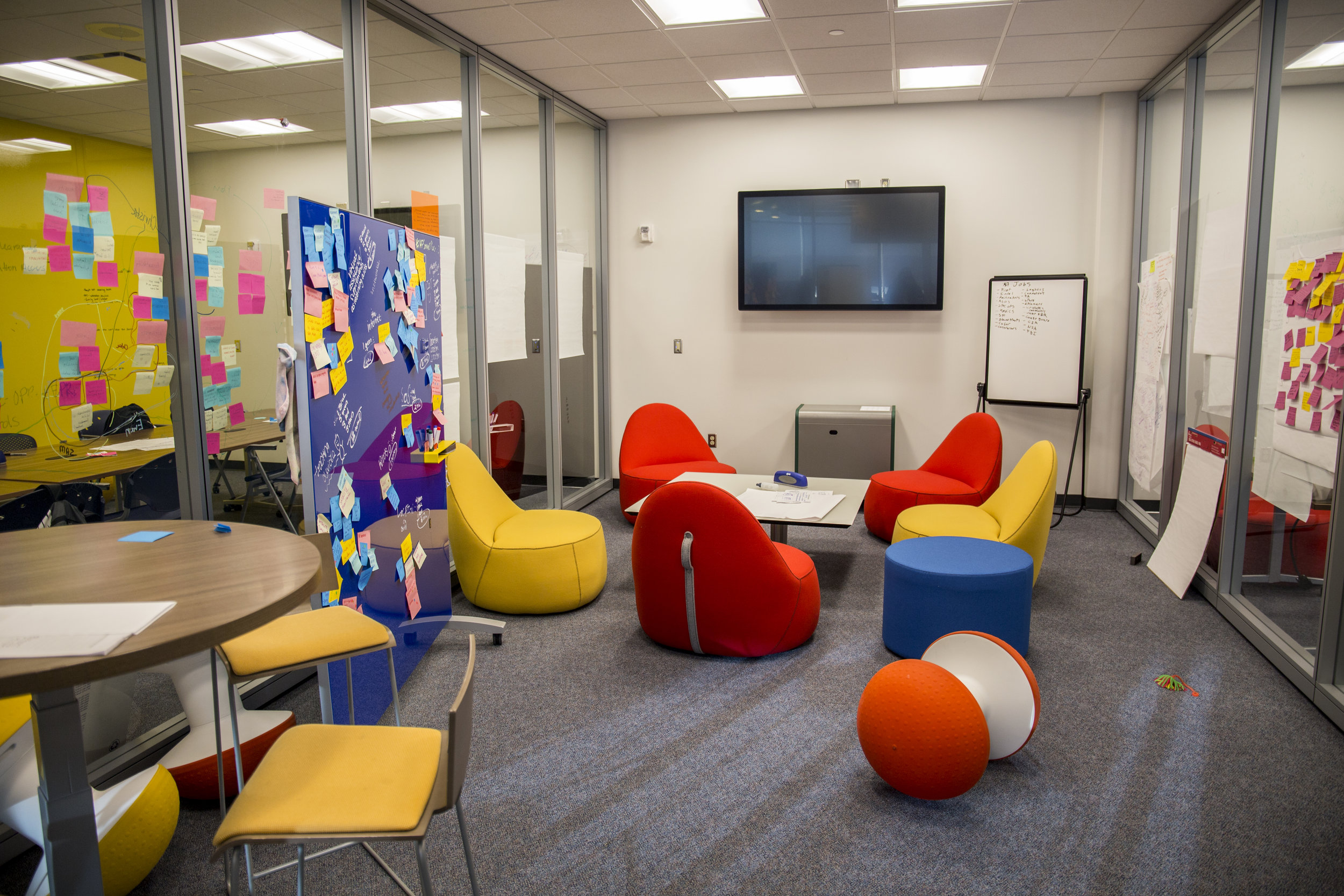 CYBERWORX COLLABORATIVE SPACE - United States Air Force Academy, CO