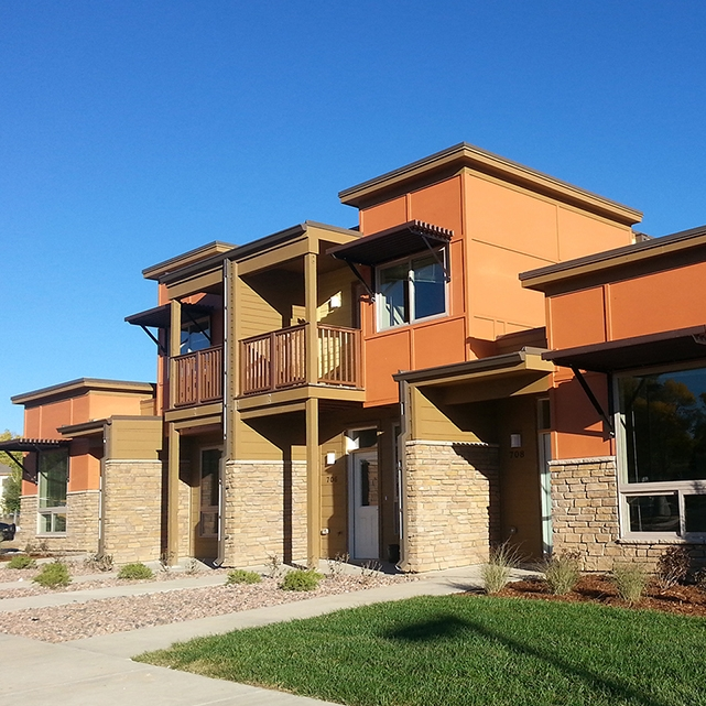 ASPINWALL TOWNHOMES - Lafayette, CO