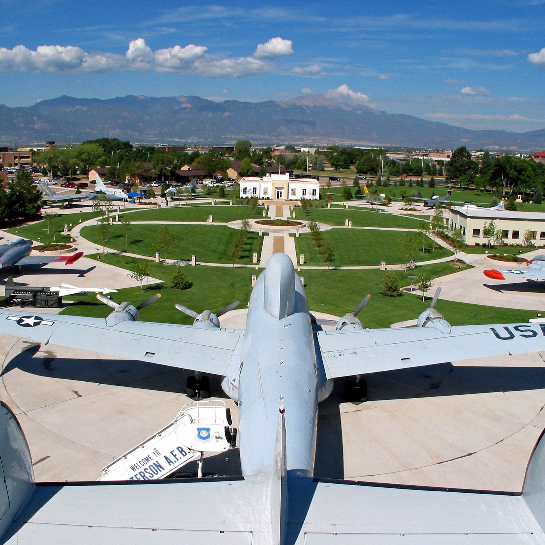 REAL PROPERTY SURVEY & PROPERTY VALIDATION - Peterson AFB, CO