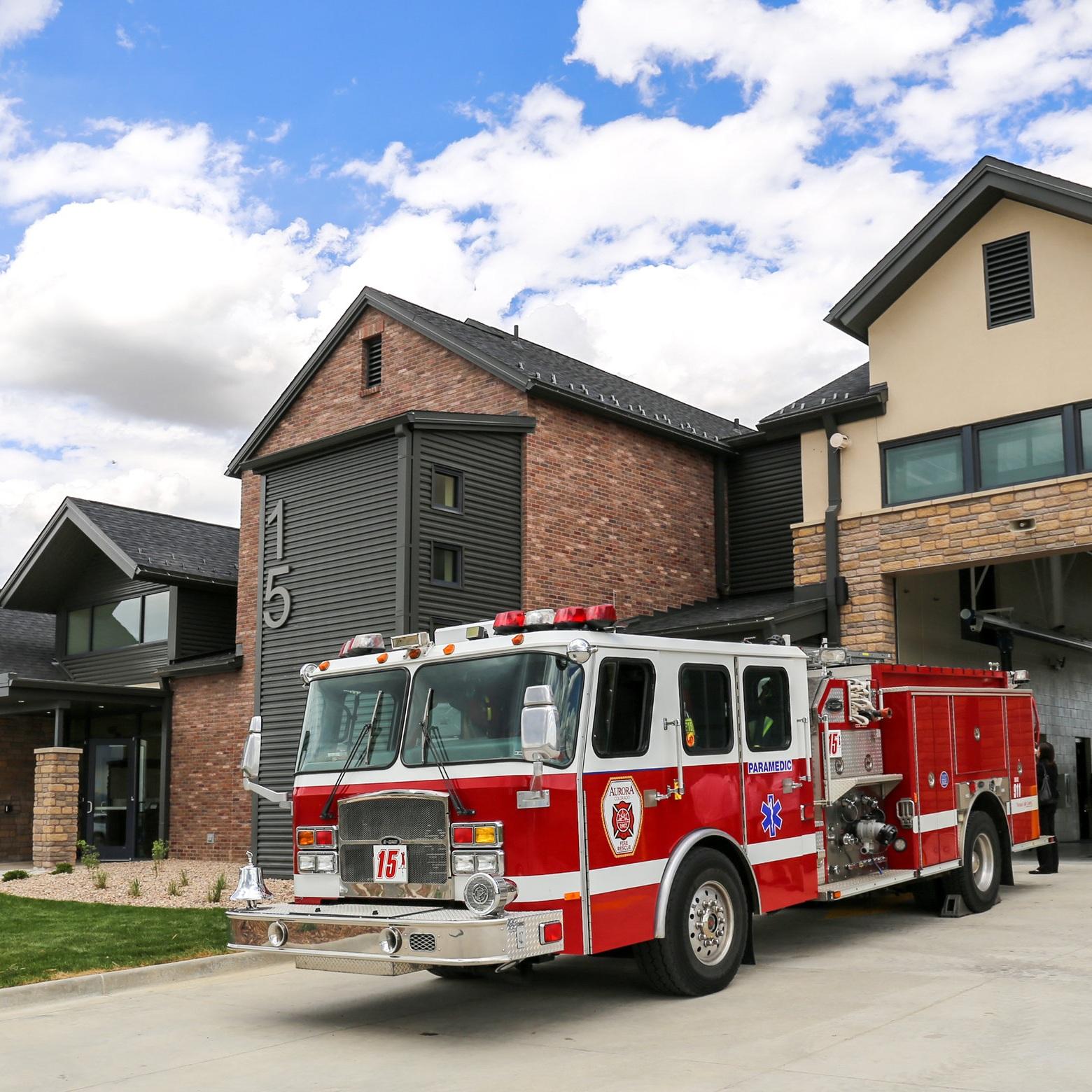 FIRE STATION #15 - Aurora, CO