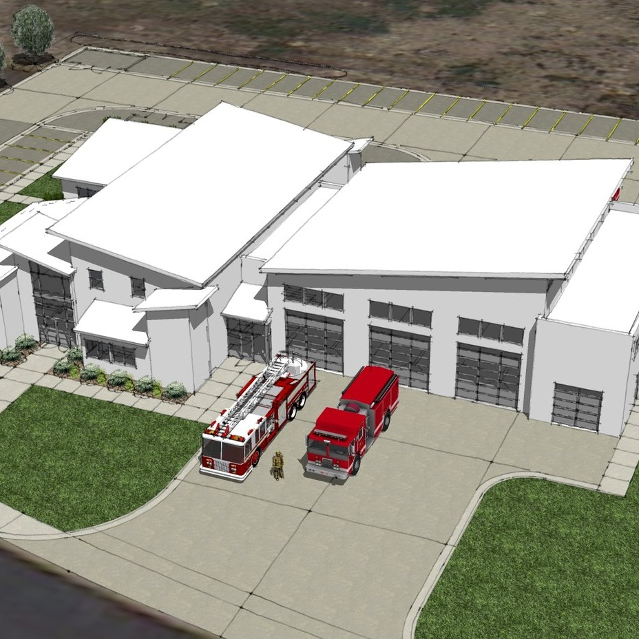 FIRE STATION PROTOTYPE - Aurora, CO