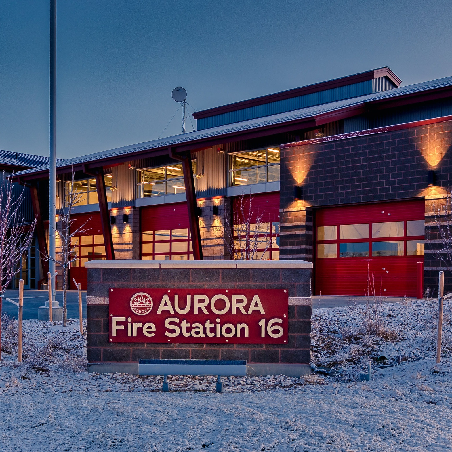 FIRE STATION #16 - Aurora, CO
