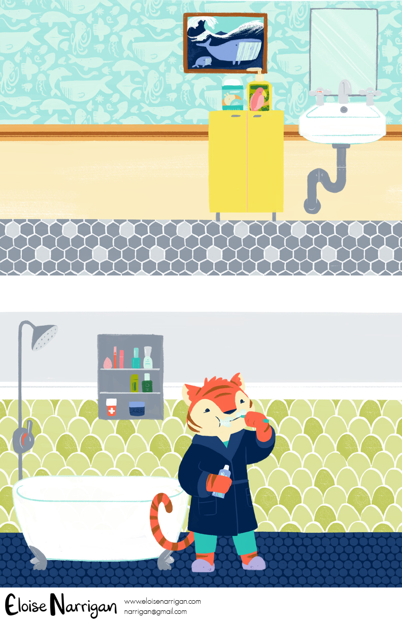 eloise narrigan_tigerbathroomset.jpg