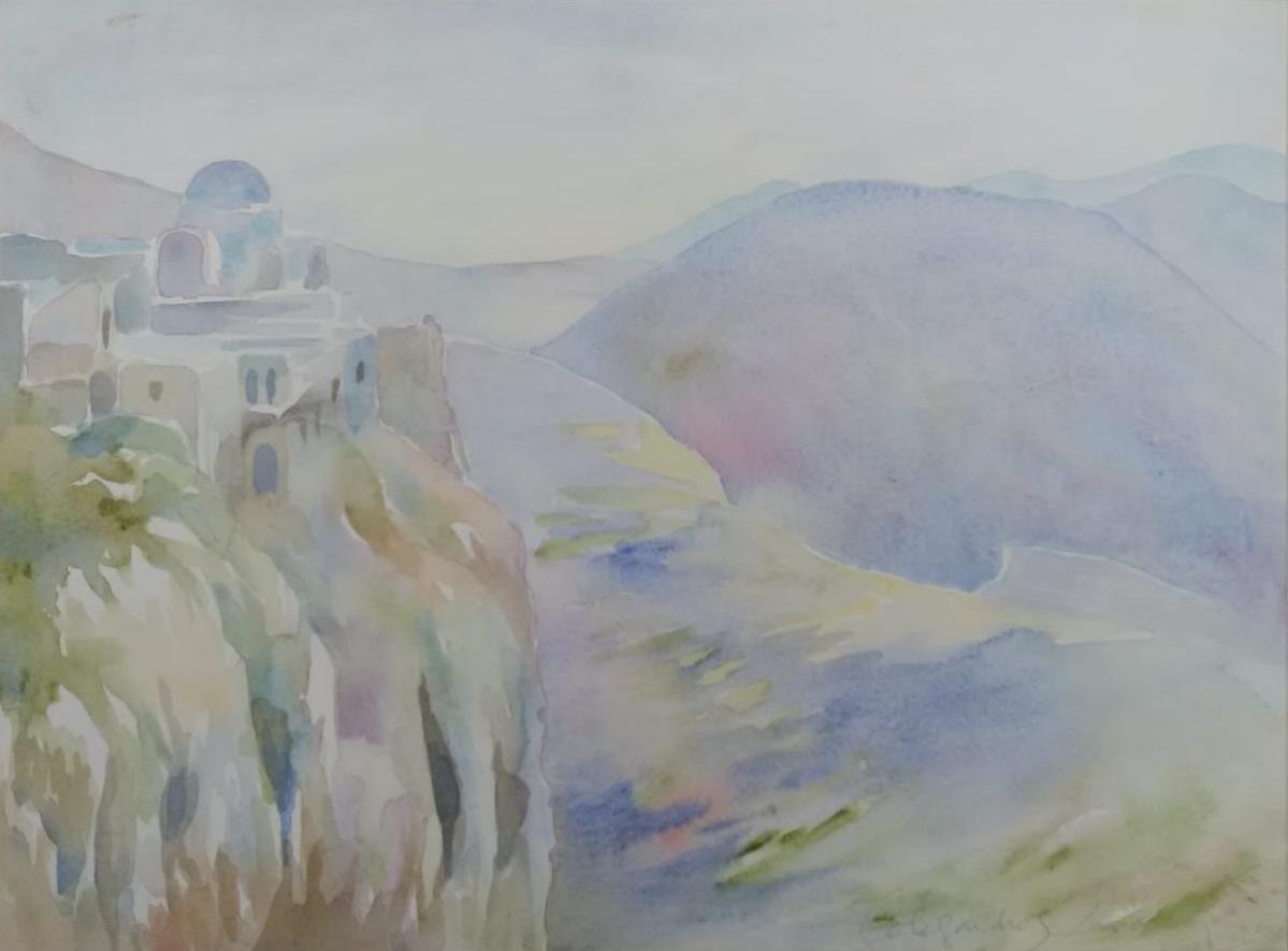 The Cliff Folegrandos