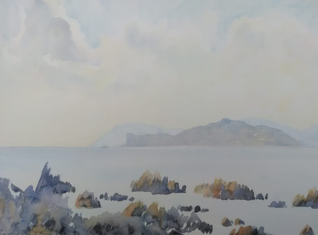 View on Toulon