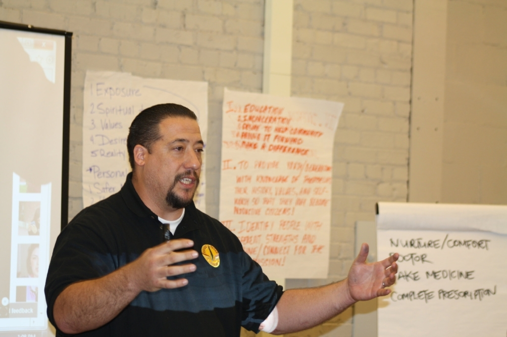 Memphis, TN - UPI trained outreach workers to implement a City-wide violence reduction strategy. We also trained the Memphis Police Department and Shelby County Sheriff's Department on the role of outreach workers and relationship-based policing strategies.