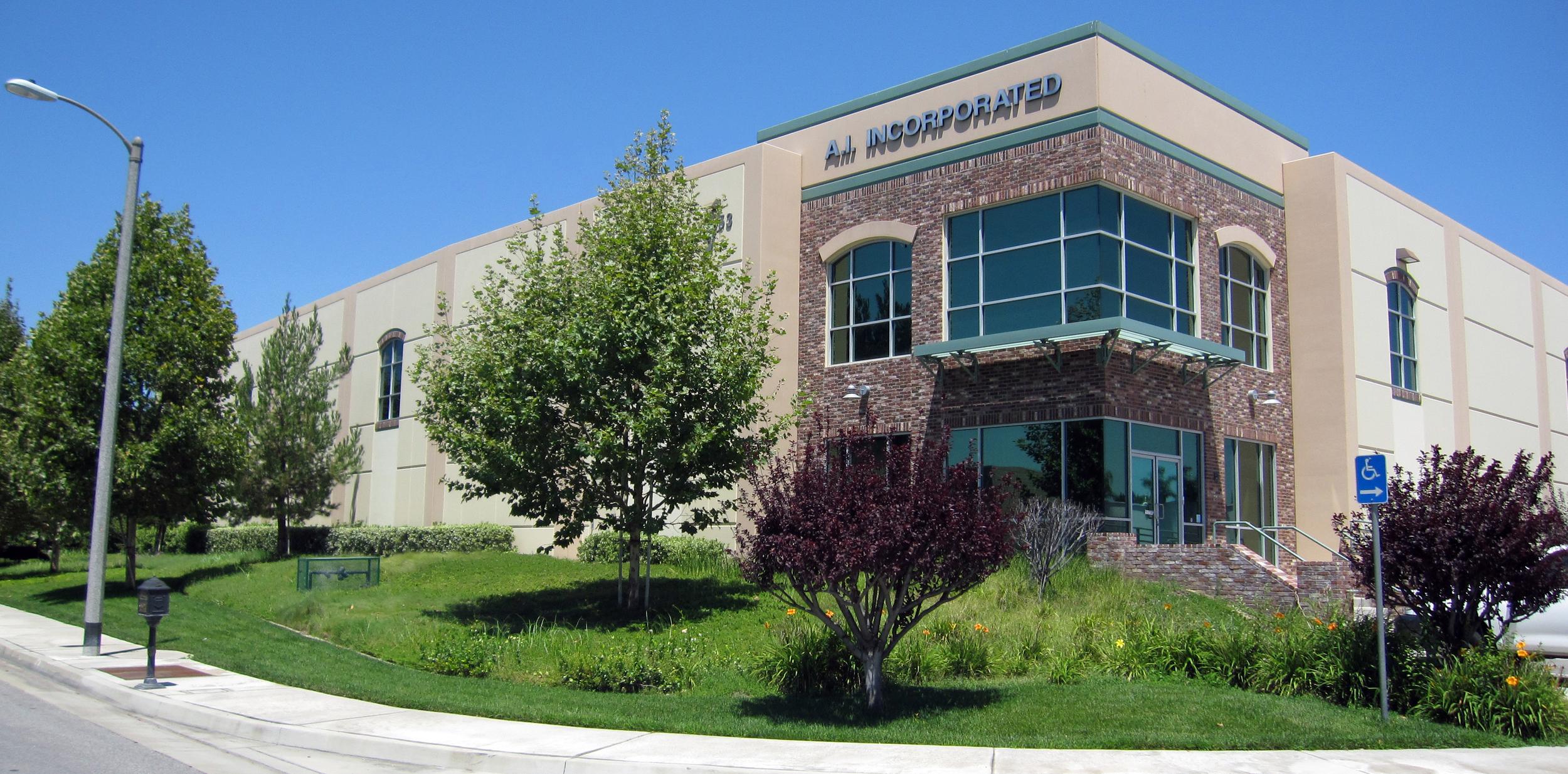 A.I. Incorporated Headquarters