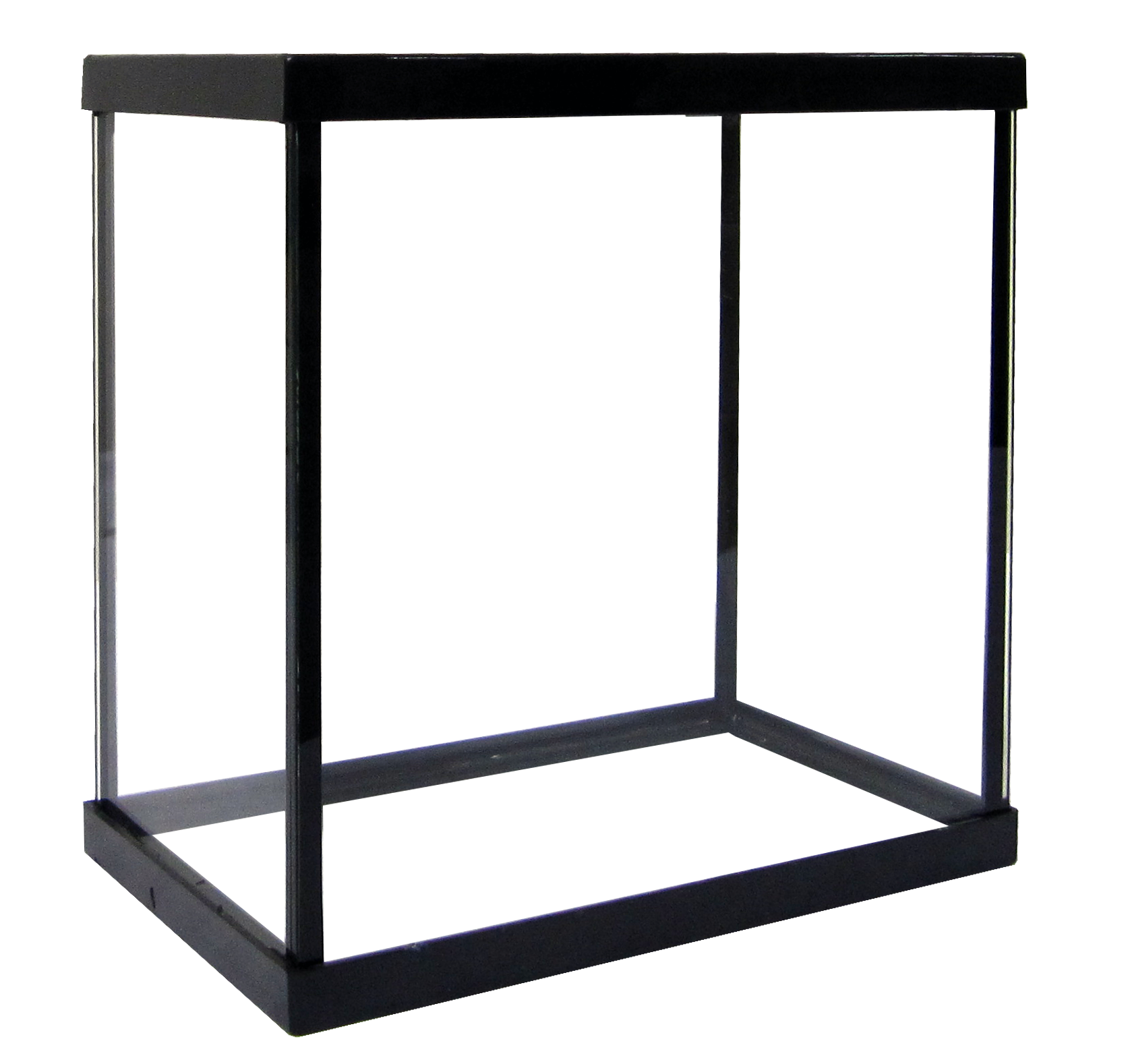 "2 Betta Aquarium - 8X4X8""   SKU#: AM11002  UPC#: 7-49729-11002-6  Product Dimension: 8.38""x4.88""x8.50""  Capacity: Approximately 1.1 gallons  Weight: 3.3 lbs"