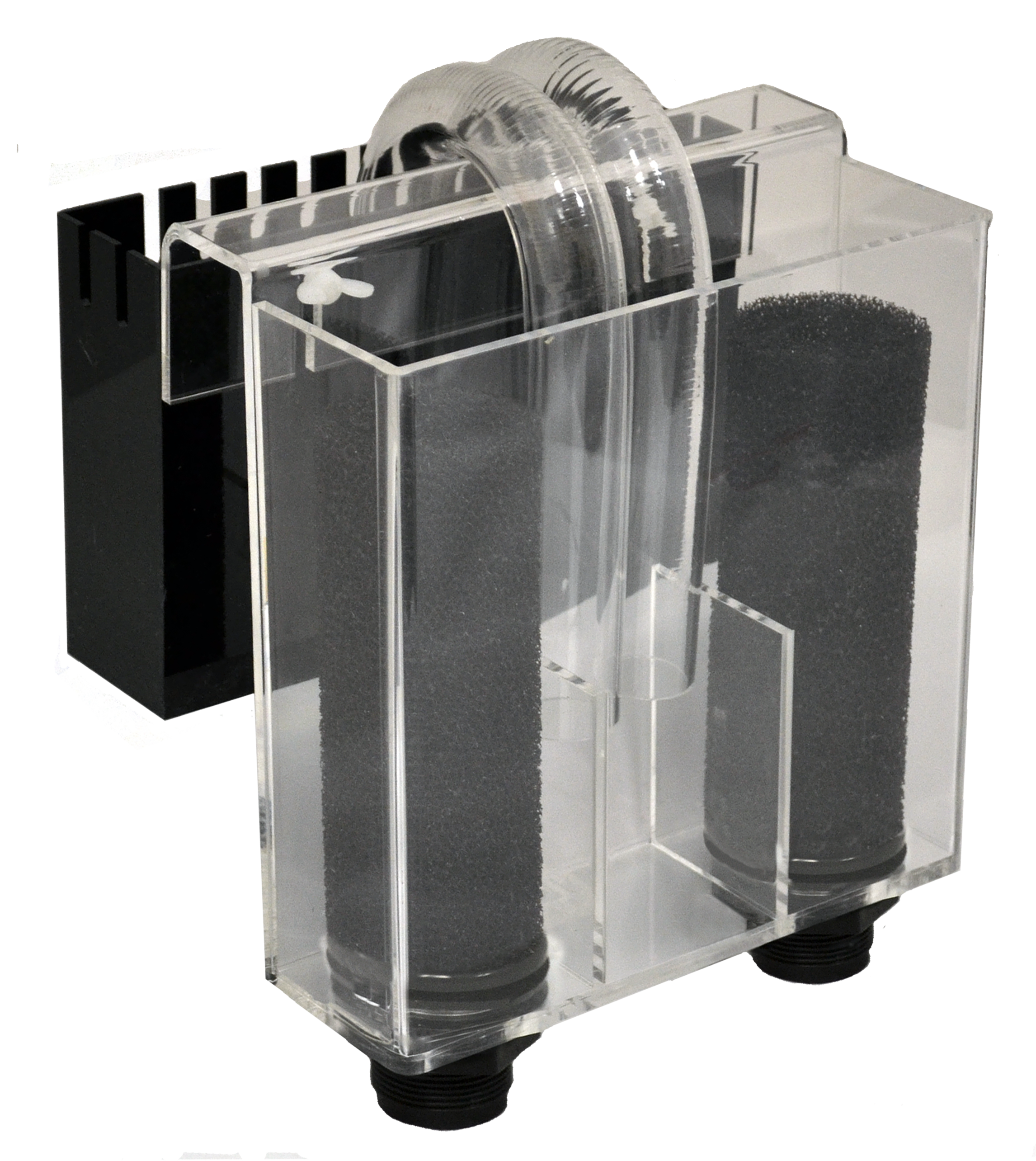 "1000 Overflow System     Optimal Tank Size: 125-150 gallons    SKU: AM87010    UPC#: 7-49729-87010-4    Product Size: 9x3x10""    Package Size: 10.25x8x10.25""    Package Weight: 5.1lbs.    Master Carton Size: 24x20.75x11""    Master Carton Weight: 30.8lbs.    Case Pack: 6pcs"