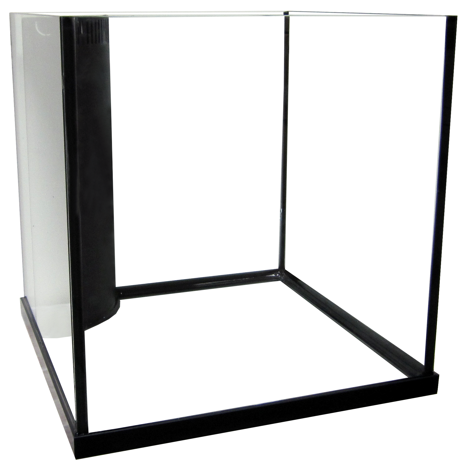 """60 Edge Series Reef Ready - 24x24x24""""   SKU#:AM13060  UPC#: 7-49729-13060-4  Product Dimension: 24.5""""x24.5""""x25""""  Capacity: Approximately 60 gallons  Weight: 105.6 lbs"""