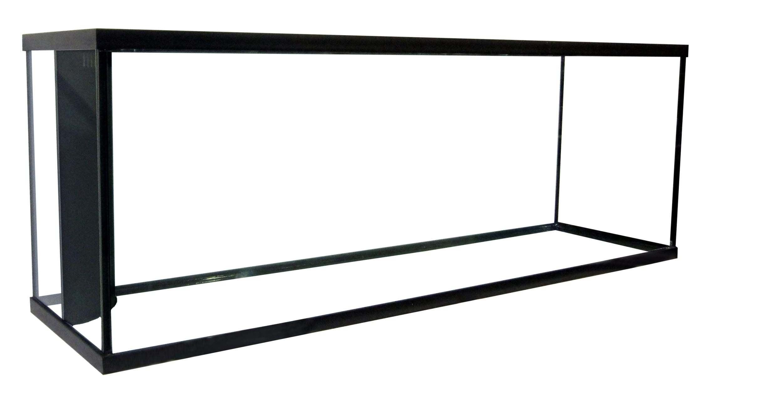 "135 Regular Reef Ready Aquarium - 72x18x24""   SKU#: AM18135  UPC#: 7-49729-18135-4  Product Dimension: 72.5""x18.5""x25.5""  Capacity: Approximately 135 gallons  Weight: 213.4 lbs"
