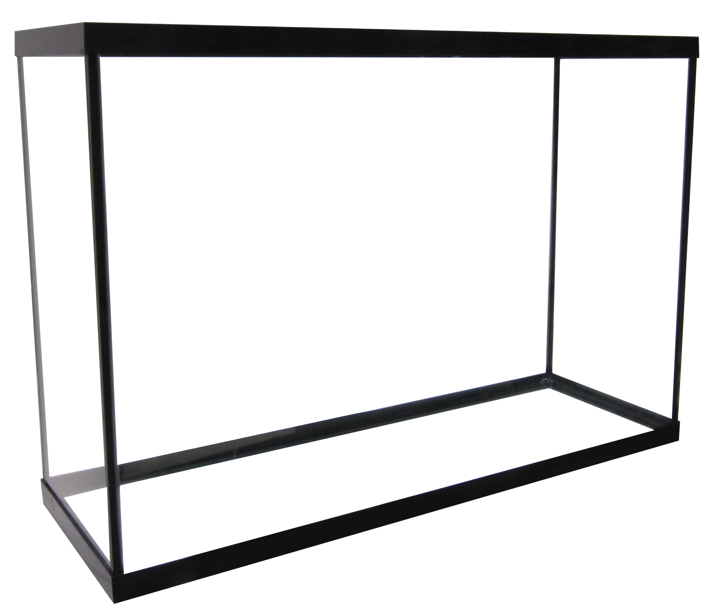 "44 X. High Aquarium - 36x12x24""   SKU#: AM11044  UPC#: 7-49729-11044-6  Product Dimension: 36.13""x12.5""x25""  Capacity: Approximately 44 gallons  Weight: 70.4 lbs"