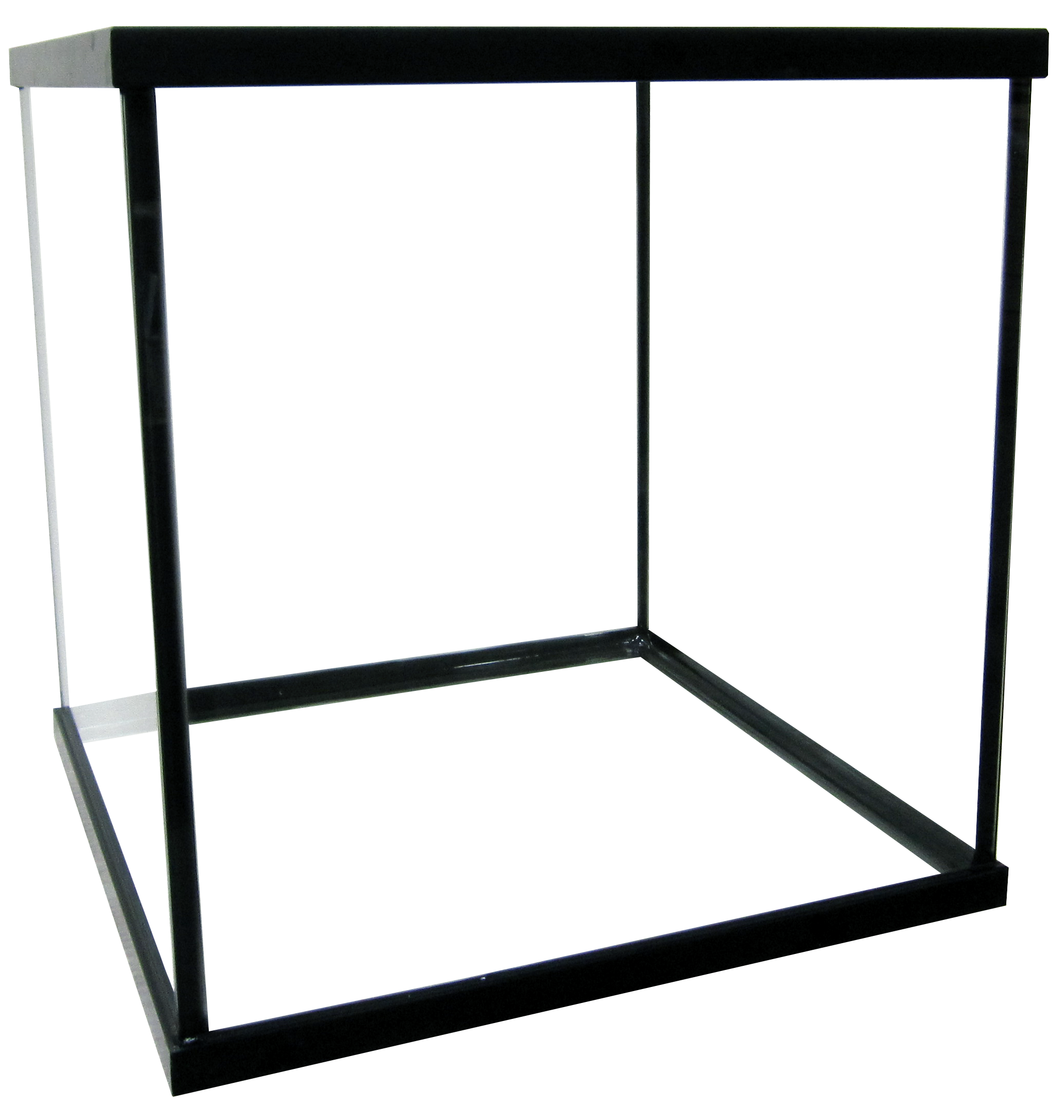 "35 Cube Aquarium - 20x20x20 ""  SKU: AM11035  UPC#: 7-49729-11035-4  Product Dimension: 20.5""x20.5""x21.25""  Capacity: Approximately 35 gallons  Weight: 28.1 lbs"