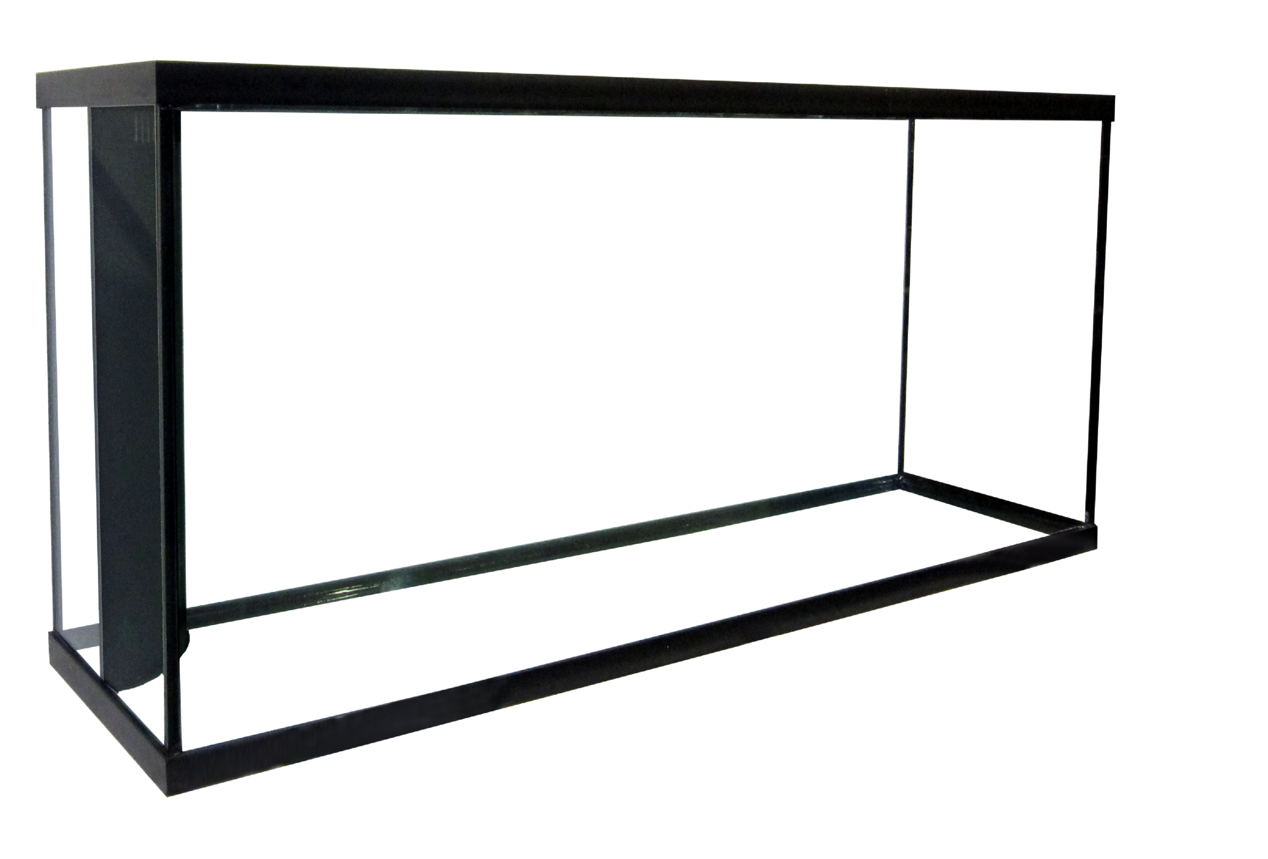 "100 Regular Reef Ready Aquarium - 60x18x24""   SKU#: AM18100  UPC#: 7-49729-18100-2  Product Dimension: 60.5""x18.5""x25.5""  Capacity: Approximately 112 gallons  Weight: 185.6 lbs"