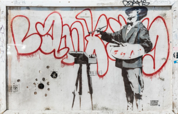 2. - Some London Developers want a piece of the Graffiti Action!