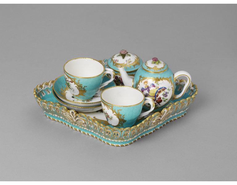 Sevres Tea Set