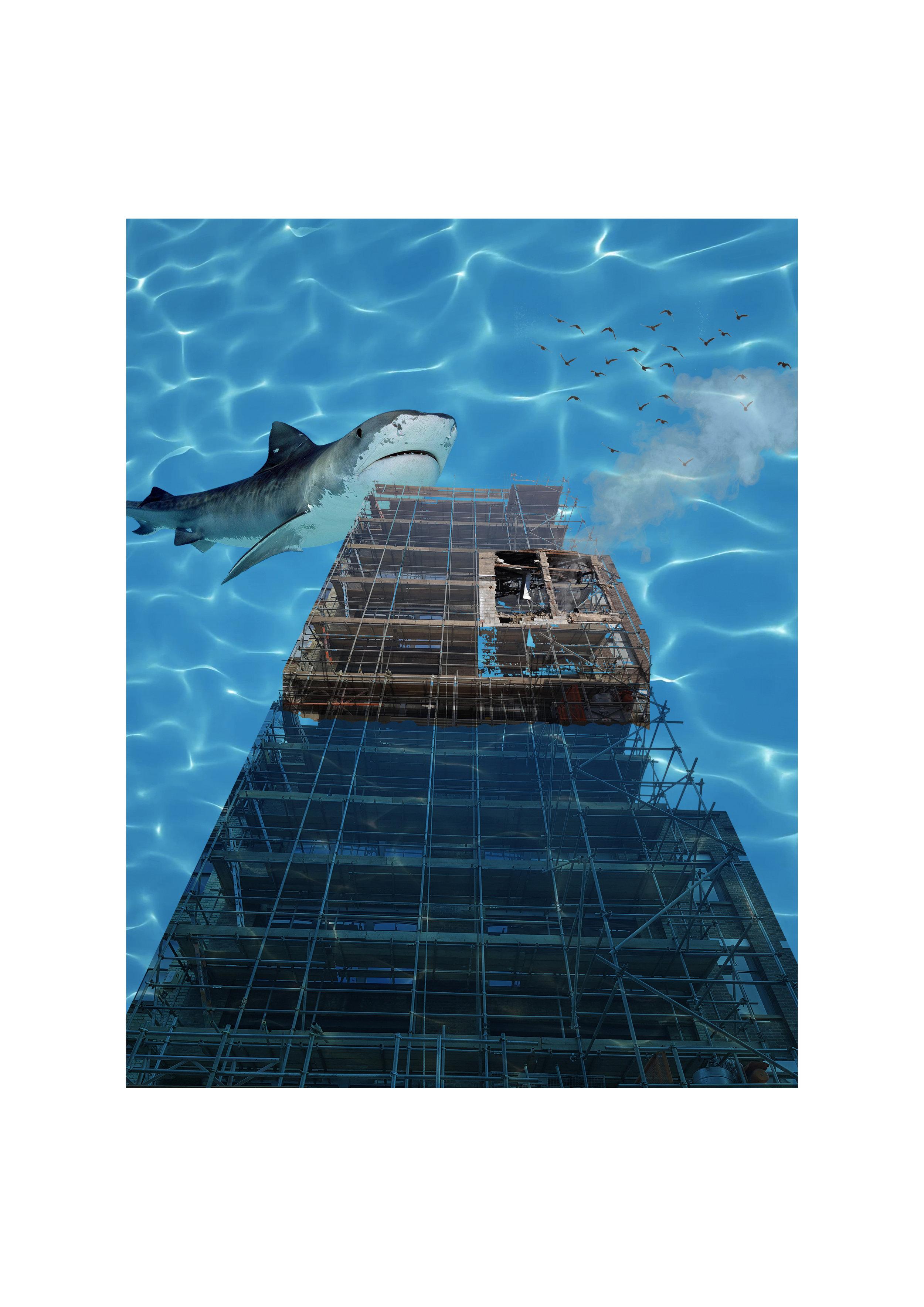 Underwater Tower