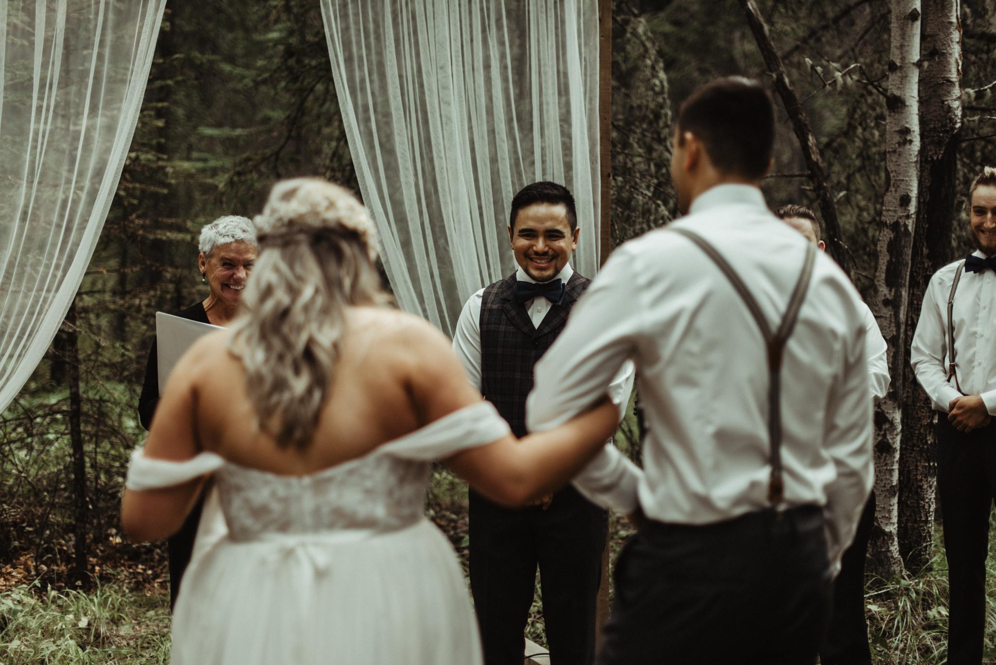 W+J - Calgary Wedding Photographer - Ghost Lake - Rocky Mountain Wedding-32.jpg