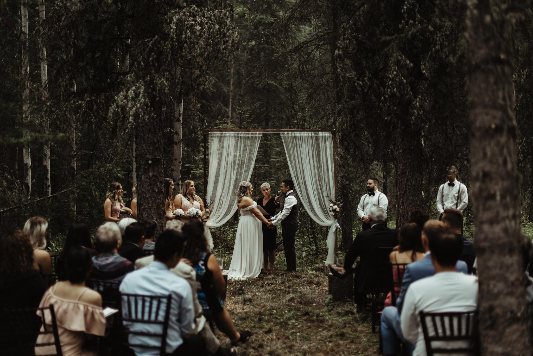 W+J - Calgary Wedding Photographer - Ghost Lake - Rocky Mountain Wedding-34.jpg