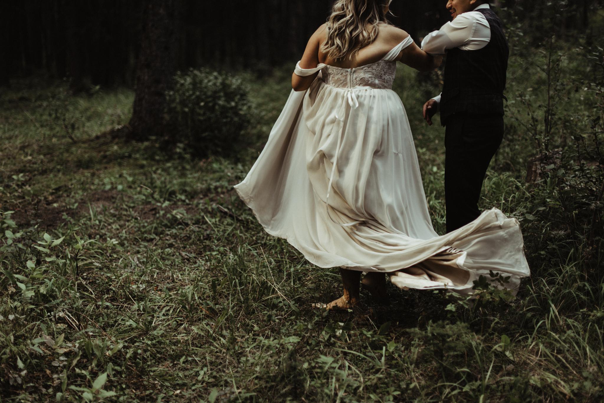 W+J - Calgary Wedding Photographer - Ghost Lake - Rocky Mountain Wedding-85.jpg