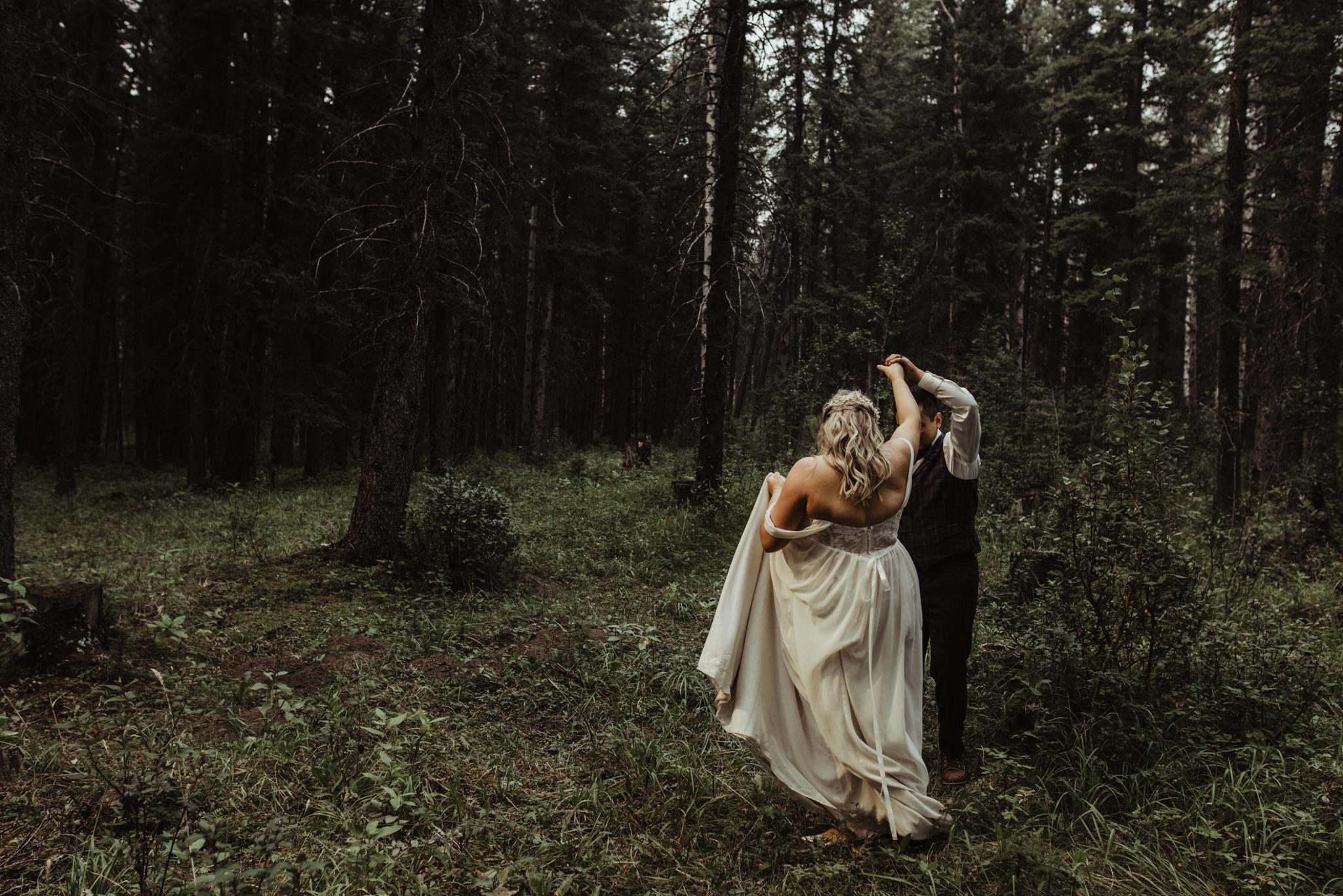 W+J - Calgary Wedding Photographer - Ghost Lake - Rocky Mountain Wedding-84.jpg