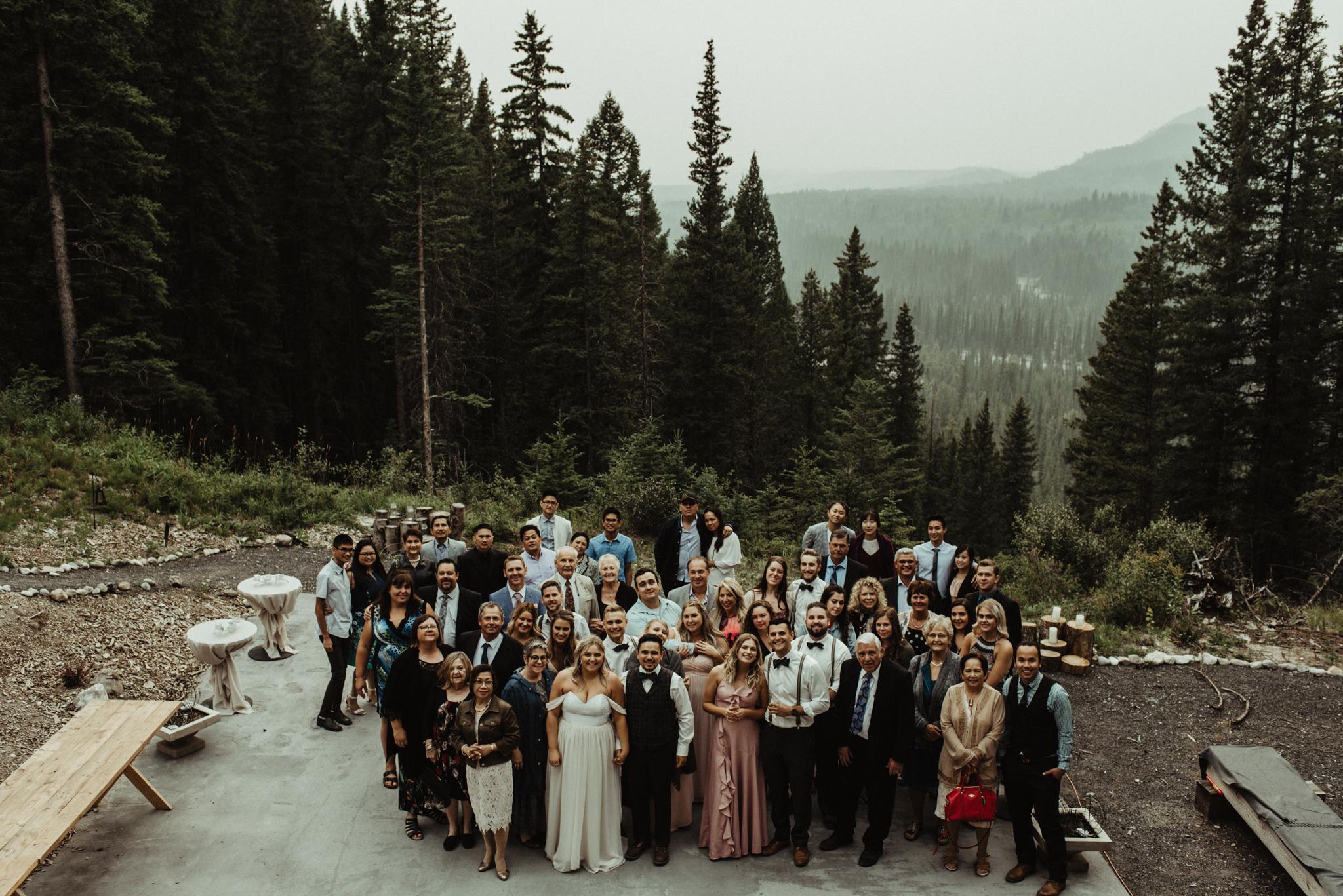 W+J - Calgary Wedding Photographer - Ghost Lake - Rocky Mountain Wedding-122.jpg