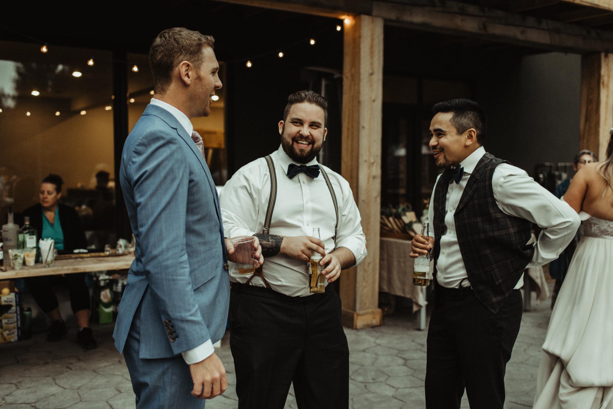 W+J - Calgary Wedding Photographer - Ghost Lake - Rocky Mountain Wedding-156.jpg