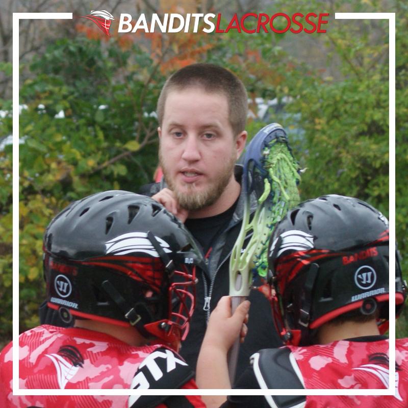 ETHAN FLEMING  Asst. Coach, Bandits High School Program Fmr. Head Coach, Upper Moreland HS