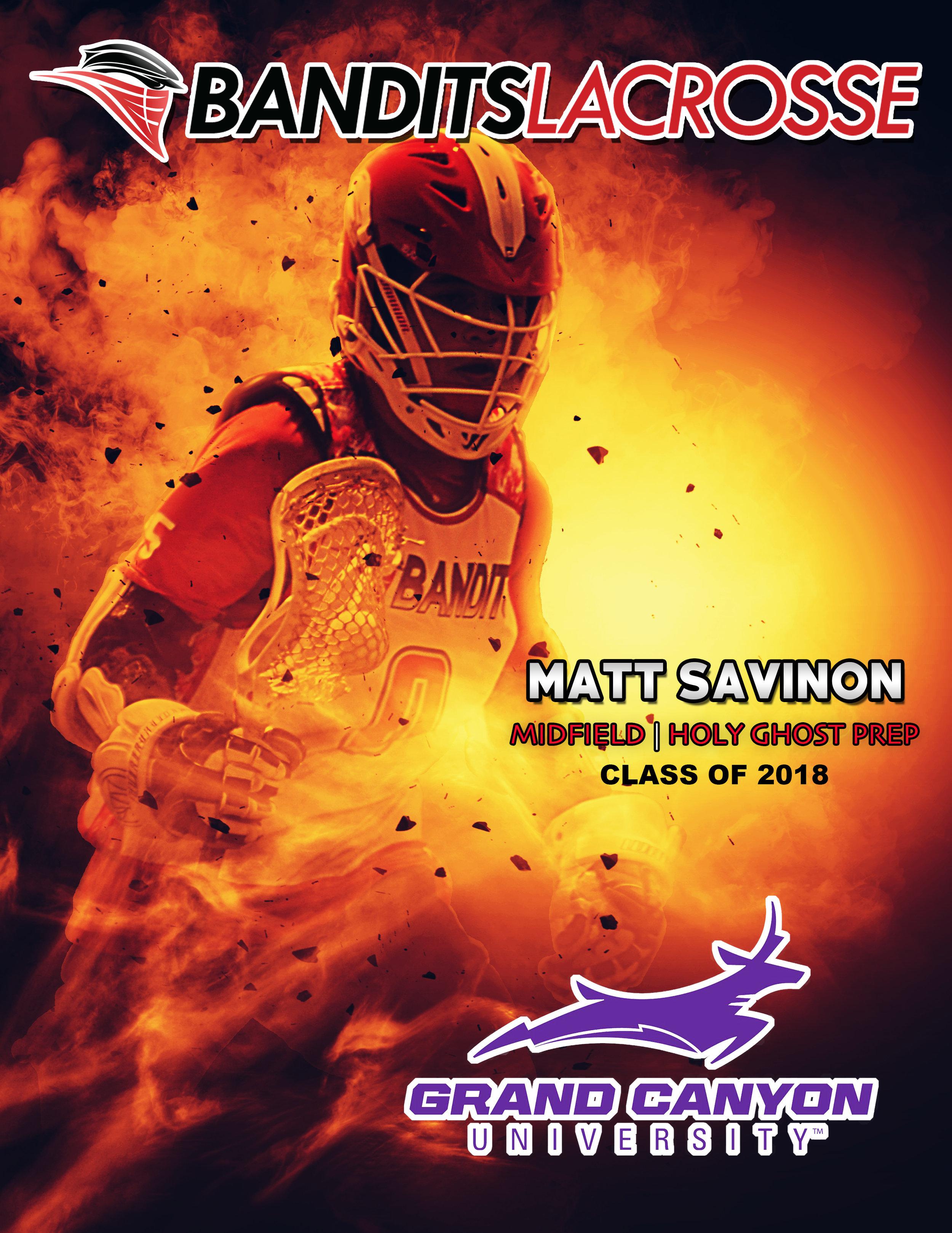 Bandits Lacrosse Commitment Poster - Matt Savinon.jpg