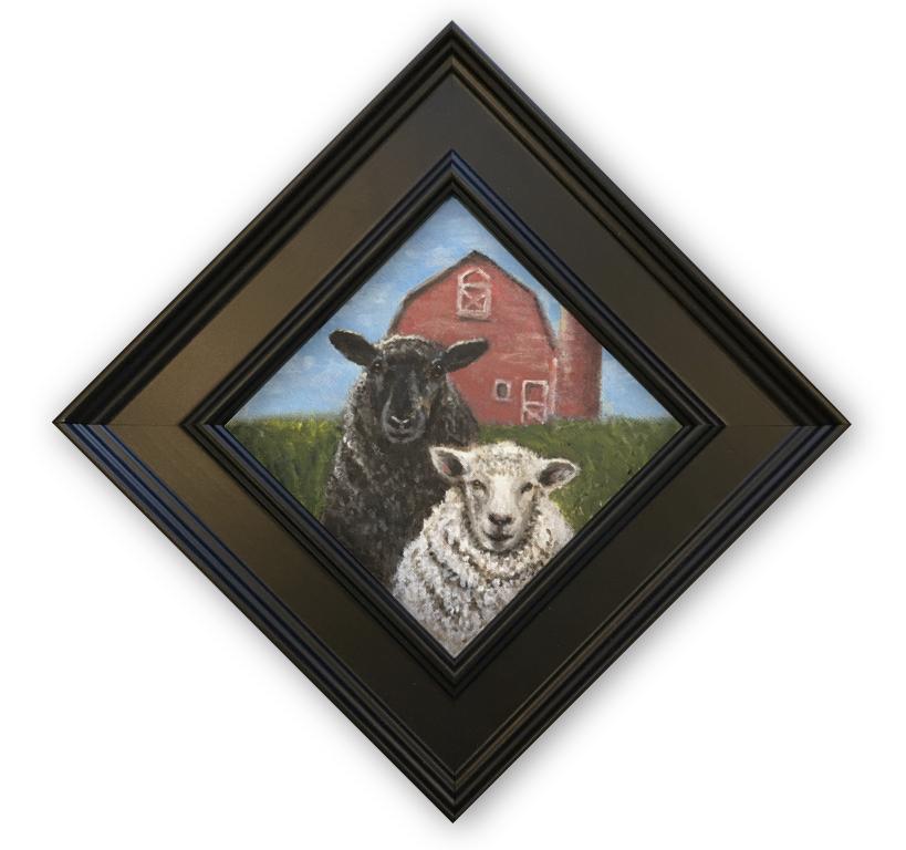 Barnyard Gothic fini & framed.001.jpeg