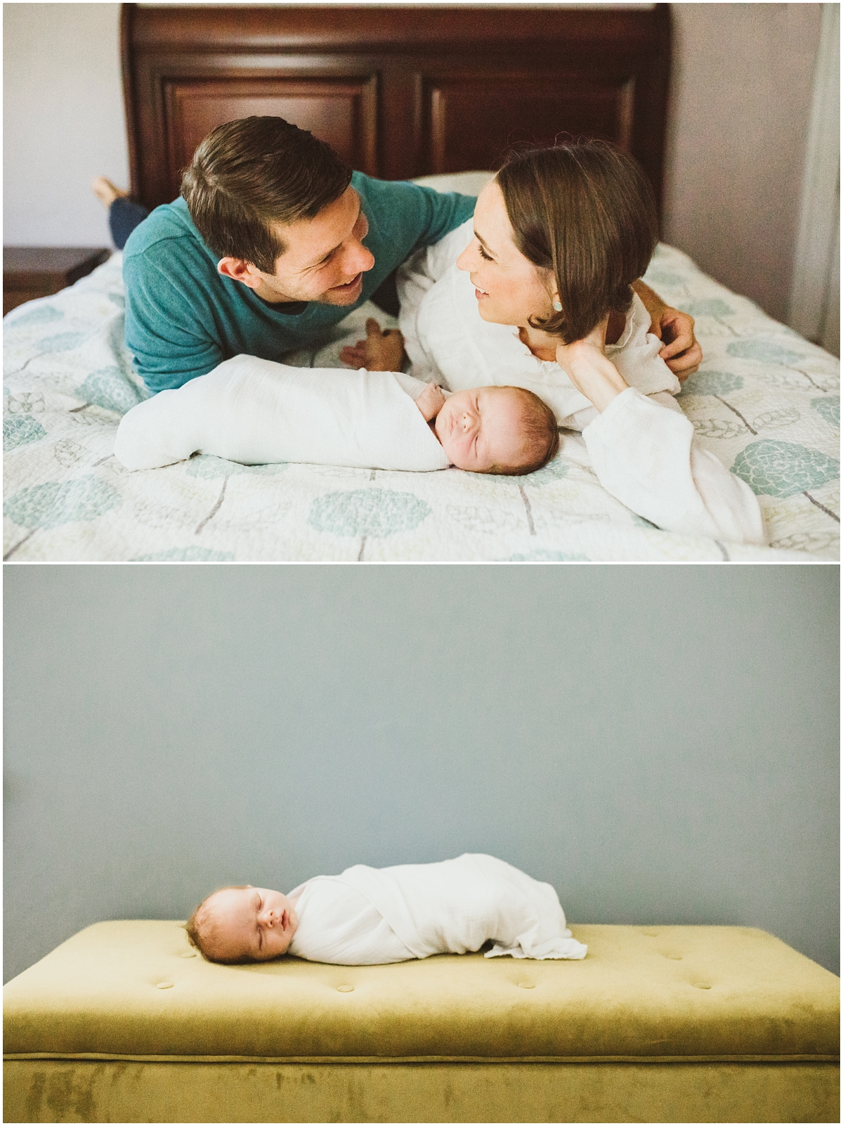 baby boy infant Shaker Heights | Cleveland, OH newborn photographer