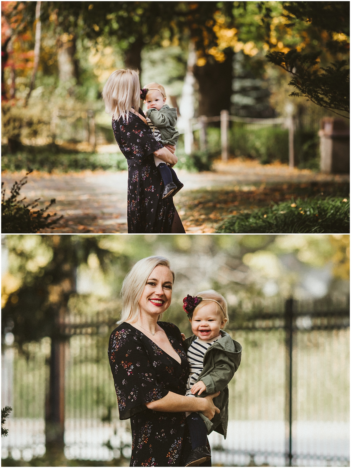 mom with two year old daughter | cleveland, family photographer
