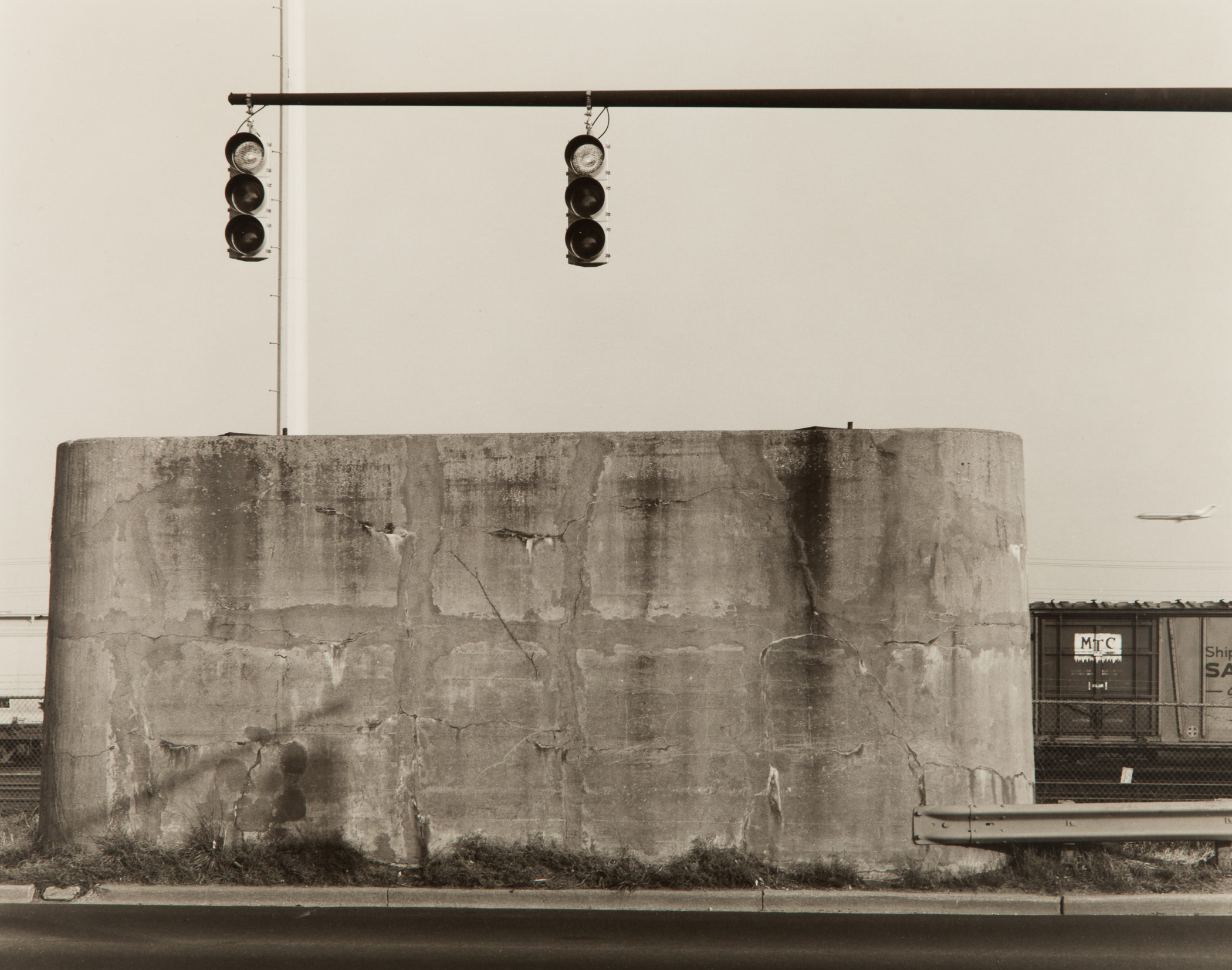 "Jason Horowitz  Alexandria, VA , 1981 Gelatin silver print 9 1 ⁄ 4"" x 11 3 ⁄ 4"" on 11x14 paper Matted in 16""x20"" frame Sole existing silver print"