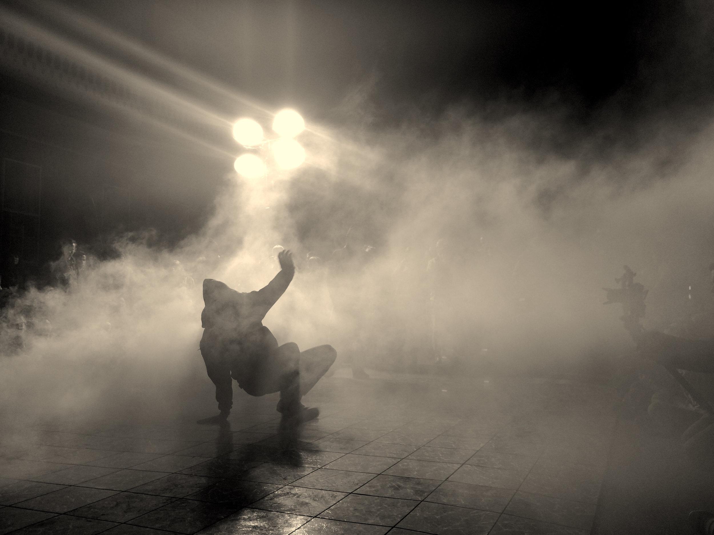 Jefferson Pinder  Dark Matter  2015 HD Video with audio 5:55 minutes Edition of 5   excerpt »