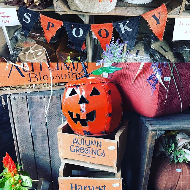 @countrylivingmag causes lots of damage to the wallet. I have to have a booth here next year!  #countryhalloween #hvhalloween #hvhalloweenqueen #vintagestylehalloween
