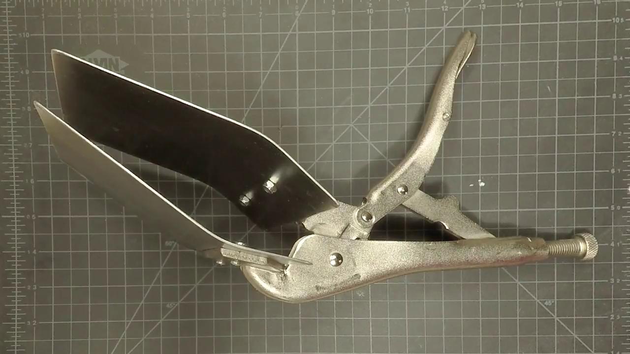 DIY quacker clamp