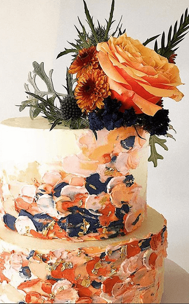 bright wedding cake buttercream painting florals.png