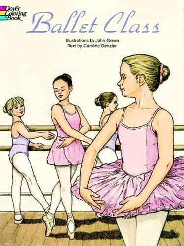 Who's it for:  dancers ages 3+ who love to color!  This ballet themed coloring book  ($3.28) is a great creative gift for the little dancer in your life.