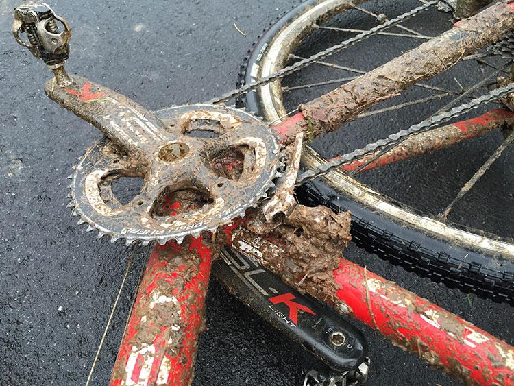 Sorry, bike.