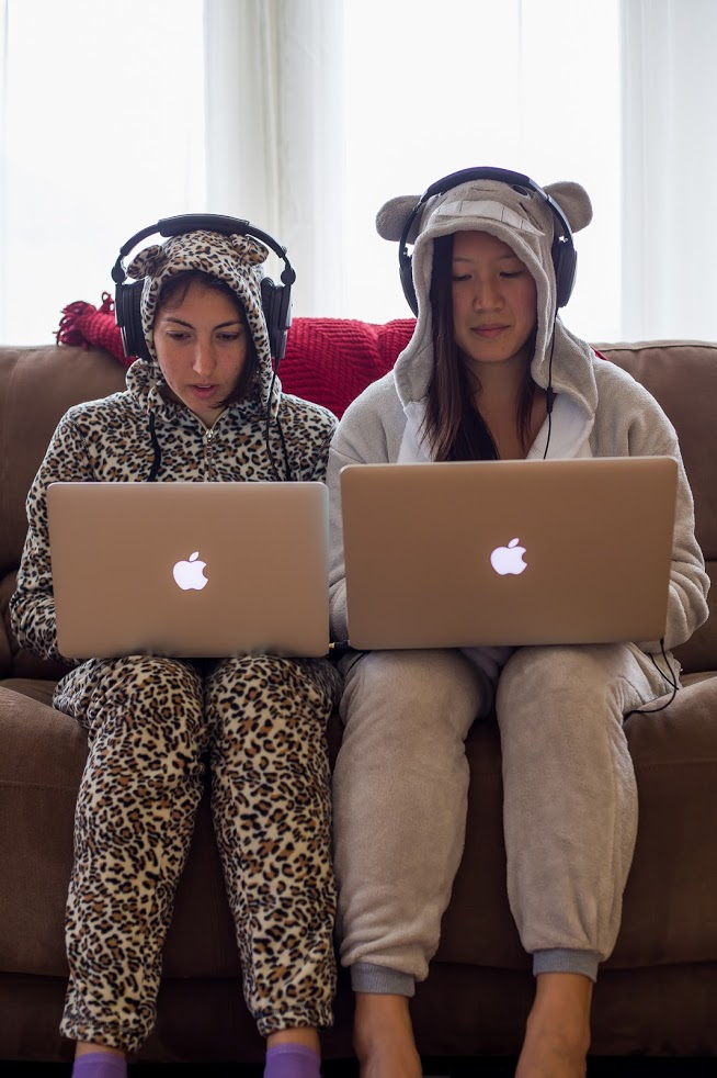 And when all else fails, wear onesies to the office.