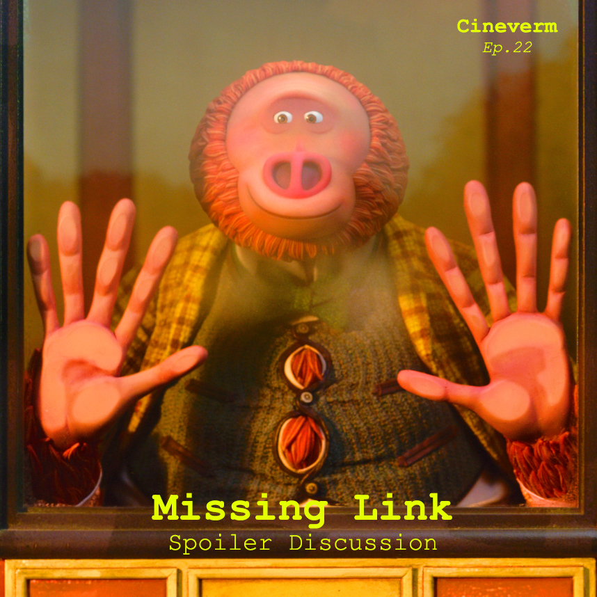 Mr. Link voiced by Zach Galifianakis in director Chris Butler's MISSING LINK, a Laika Studios Production and Annapurna Pictures release. Credit : Laika Studios / Annapurna Pictures