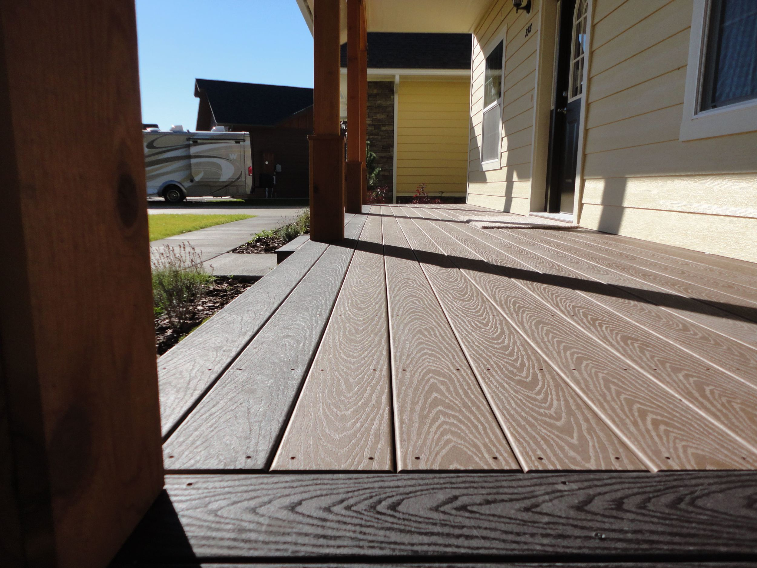 Seven Hills Construction Whitefish Montana Deck Contractor